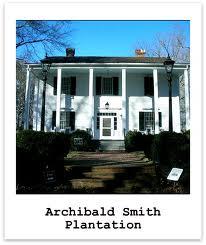 Archibald Smith Plantation Roswell GA 30075